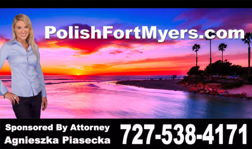 Polish, Fort Myers, Attorney, Lawyer, Florida, USA, Polski, Prawnik, Adwokat, Floryda, Agnieszka Piasecka, Aga Piasecka, Piasecka