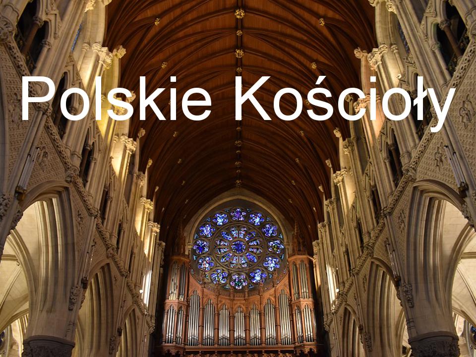 Polskie Kościoły - Fort Myers, Floryda